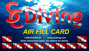 2016 Air Fill Card