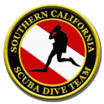 SCDiving Dive Team Patch